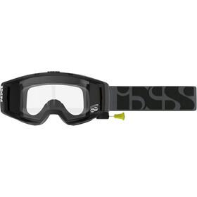 IXS Trigger+ Goggles inkl. Roll Off black